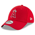 Los Angeles Angels New Era MLB Team Classic 39THIRTY Curve Hat - Red on Ebay
