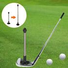 Magnetic Lie Angle Alignment Tool Golf Swing Training Aid Club Swing Trainer