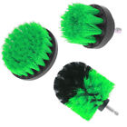 Power Scrubber Drill Brush Set Cleaner Spin Tub Shower Tile Grout Wall 3 Brushes photo