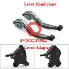 Customized Fold&Extend Brake Clutch Levers For F800GS S1000RR/R MT-09 YFM  RC8/R $32.24 CAD on eBay