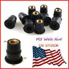 Motorcycle M5 Metric Windshield Well Nut For Yamaha YZF R125 R25 R3 R6 1000R R1