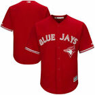 Toronto Blue Jays Cool Base Replica Canada Day Red Jersey Majestic Sz 2XL-4XL on Ebay