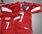 NFL Arizona Cardinals #7 Matt Leinart Football Jersey Reebok Youth Sz S-2XL NWT on eBay