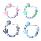 Kyпить Personalized Name Baby Pacifier Clips Koala Pacifier Chain Holder Dummy Clips на еВаy.соm