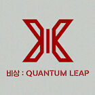 X1 - SOARING: QUANTUM LEAP CD + POSTCARD + AR PHOTOCARD + TRACKING, SEALED