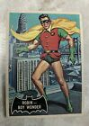 1966 Batman Trading Cards Each Sold Separately Black, Blue & Red Bat Series image