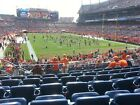 Denver Broncos vs. San Francisco (preseason) Lower Level Section 116 on eBay