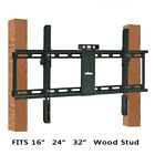 "Ultra Slim 32""-85"" Tilting Flat TV Wall Mounted Bracket for Vizio Samsung 132lbs"