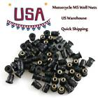 Motor Windshield Bolts Kit Well Nuts For MV AGUSTA Brutale 675 2013 2014 2015