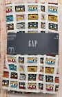 NIP Mens GAP Boxers 100% Cotton Elastic Waist Cassette Tapes - 885089