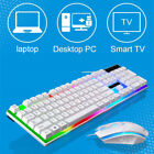 Keyboard Mouse Sets Adapter For PS4/PS3/Xbox One And 360 Gaming Rainbow LED UP