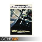 2001 A SPACE ODYSSEY (ZZ071) STANLEY KUBRICK POSTER Photo Poster Print Art