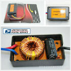 12V Car Stereo Radio Audio Power Wire Engine Noise Filter Suppressor US Stock