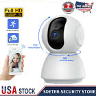 1080P Wireless WIFI Pan Tilt Security IP Camera IR Night Home Baby Pet Monitor
