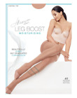 2 Silk Reflections Leg Boost Moisturizing Hosiery