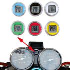 Waterproof Digital Temperature Meter Motorcycle Thermometer Instruments