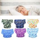 Washable Nappy Cloth Reusable Diaper Cover Wrap for Adult/Elderly Waterproof