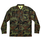 DC NEW Men's Mad Stopper Long Sleeve Overshirt - Camo BNWT