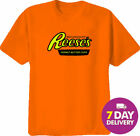 Reese Peanut Butter Cups T Shirt Full Size Gildan Ultra Cotton Vintage Funny image