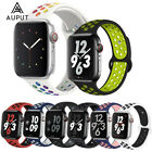 Kyпить Silikon Ersatz Armband Band für Apple Watch Series 5/4/3/2/1 38/40/42/44mm DE на еВаy.соm