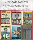 1972 TOPPS FOOTBALL YOU PICK FROM SCANS # 1 TO # 263 $7.0 USD on eBay