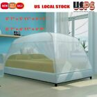 New Elegant Bed Canopy Netting Curtain Fly Midges Insect Cot Mosquito 2 SIZE image