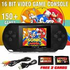 PSP PXP3 Portable Retro Video Game Console Handheld Player PVP Built-in Games