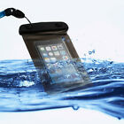 """Waterproof Phone Case PVC Anti-Water Pouch Dry Bag Cover for 6.1"""" Cell Phone US"""