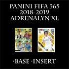 Panini FIFA365 2018-2019 Adrenalyn XL FOOTBALL SOCCER CARD BASE INSERT