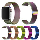 Milanese Magnetic iWatch Wrist Band Strap For Apple Watch Series 54321 40mm 44mm image