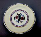 """The Betley by George Jones & Sons Crescent Ivory England 5 3/4"""" Saucer"""