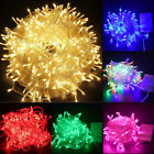 Kyпить 500LED Outdoor Fairy String Lights Christmas Tree Waterproof Wedding Mall Decor на еВаy.соm