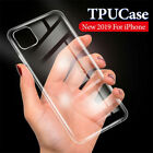 Magnetic Back Glass Case For iPhone 11 Pro Max/11 Pro/11 Metal Bumper Cover US