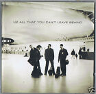 U2 - All that you can't leave behind, CD-Album mit Beautiful Day, Walk on, Kite