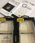 Authentic iPhone 11 Pro Max 6.5' OtterBox Symmetry Case Clear/ Stardust/Glass