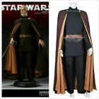 NEW Anime Star Wars Count Dooku Cosplay Costume Custom Made