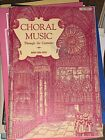 Large Choir Choral Works Masses Oratorios Scores Many Titles Prices Reduced