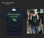 NEW Mens AF tee Muscle Fit Abercrombie & Fitch T shirts by Hollister in UK