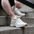 NEW BALANCE M990AG4 CREAM METALLIC GOLD ''MADE IN USA'' MEN'S LIFESTYLE SHOES