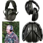 Walker S Hearing Protection Low Profile Passive Folding Muff. Protect It Or Lose
