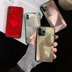 3D Prism Texture Diamond Hard Case Cover For iPhone 11 Pro Max XS XR X 8 7 6s 6