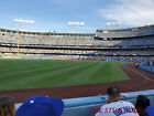 2 TBD vs Los Angeles Dodgers NLCS Home Game 1 Tickets ROW 3 FIELD Dodger Stadium on Ebay