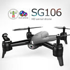 SG106 Optical Flow Drone Camera 1080P Wifi FPV Altitude Hold RC Quadcopter T8K1