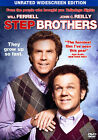 Step Brothers (DVD, 2010, Unrated With Movie Cash)