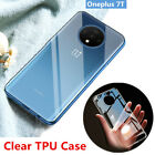 Soft TPU Cases Shockproof Clear Back Covers Protective For Oneplus 7T