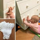 1/3/5/8Pcs Plastic Safety Lock Child Infant Baby Protect Cupboard Cabinet Doors