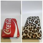 # APPLE IPHONE 3G 3GS SE Cover bumper plastic Coca Cola Leopard design quality £2.99  on eBay