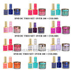DND DC 3in1 Gel Polish Dipping Powder Trio Set 3pc ***PICK YOUR COLOR*** $16.99 USD on eBay