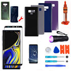 For Samsung Galaxy Note 9 N960 OEM Front Screen Glass Back Replacement Kit