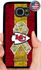 KANSAS CITY CHIEFS PHONE CASE FOR SAMSUNG NOTE & GALAXY S5 S6 S7 EDGE S8 S9 S10E $14.88 USD on eBay
